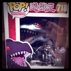 Funko POP! Red Eyes B. Dragon #718